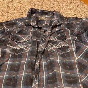Mens BKE button down